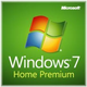 Microsoft Microsoft Windows 7 Home Premium 64-bit Russian CIS and Georgia 1pk DSP OEI DVD (GFC-00644)