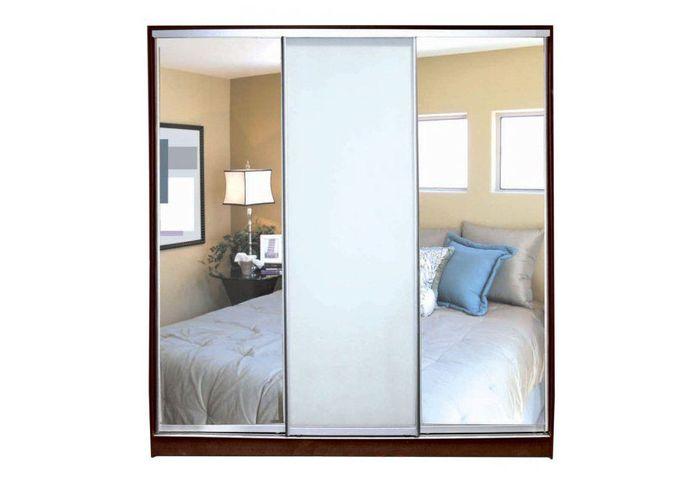 """Шкаф-купе 16 зеркало-матовое зеркало"""" купить по цене 4939.00."""
