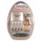 Vanson V-3350 Travel Quick Charger Ni-MH/Ni-Cd AA.AAA