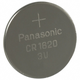 Panasonic CR1620 Lithium Battery 3V (1шт.)