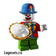 Lego Minifigures 8805-9 Series 5 Clown (Маленький Клоун) 2011