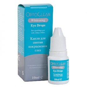 Капли OptoClean Eye Whitener 10 ml.