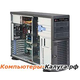 Корпус Supermicro CSE-743I-665B 4U chassis 2x 4 Fixed Hard Drive Carrier 665W