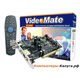 ТВ тюнер Compro VideoMate S350 <DVB-S TV Tuner, Remote Control, PCI>