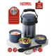 Термос для еды JBA-2001 Vacuum Lunch Jar Color Box  848444