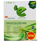 Антивирус  eScan Internet Security Suite (ISS) 1 Year 2 ПК (Box)  ES-ISS-1-BO