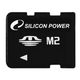 Карта памяти Silicon Power Memory Stick Micro M2 16GB [SP016GBM2C000V10]
