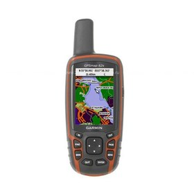 Garmin Gps-Навигатор Garmin Gpsmap 62S Rus Black  Orange