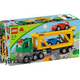 Lego Duplo 5684 Car Transporter (Автовоз) 2011