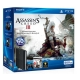 Sony PlayStation 3 500 GB Premium + Assassin's Creed III (русская версия) (PS3)