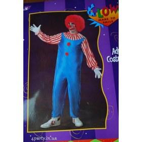 Товары: костюм клоуна взрослый - купить в регионе Киев в интернет-магазине 4party - Все для праздника. Интернет магазин. Продажа