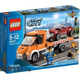 Lego City 60017 Flatbed Truck (Эвакуатор) 2013