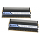 DDR2, 4Гб, (2x2Гб), PC2-8500, 1066MHz, Corsair Dominator, TWIN2X4096-8500C5DF, OEM