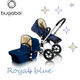 Bugaboo Cameleon  Royal Blue 2012 Limited Edition