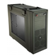 Корпус Miditower Corsair CC-9011018-WW Vengeance C70 Military Green ATX без БП с окном
