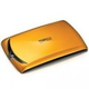 "HDD 2.5"" Silicon Power Stream S10 1Tb, USB 3.0, Orange [SP010TBPHDS10S3O]"