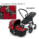 Bugaboo Cameleon 3 от Andy Warhol Limited Edition 2013