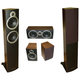 Комплекты акустики Wharfedale Crystal CR-30.51C Set 5.0.. blackwood