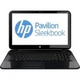 "C4T44EA  HP Pavilion Sleekbook 15-b050sr Core i3-3217U/4Gb/320Gb/No/UMA/bgn+BT/15.6"" HD LED/Win 8/sparkling black"